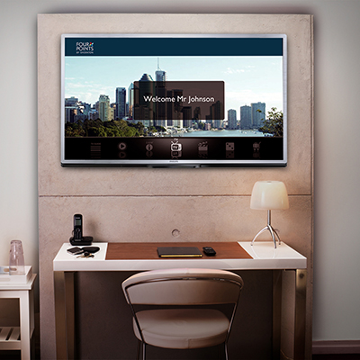 Philips tv for your business